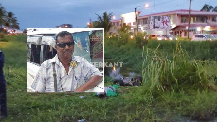66-jarige man van Guyanese afkomst is eerste verkeersdode van 2021