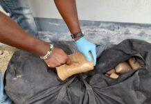 Vier arrestaties bij onderschepping bijkans 160 kg yami op haven