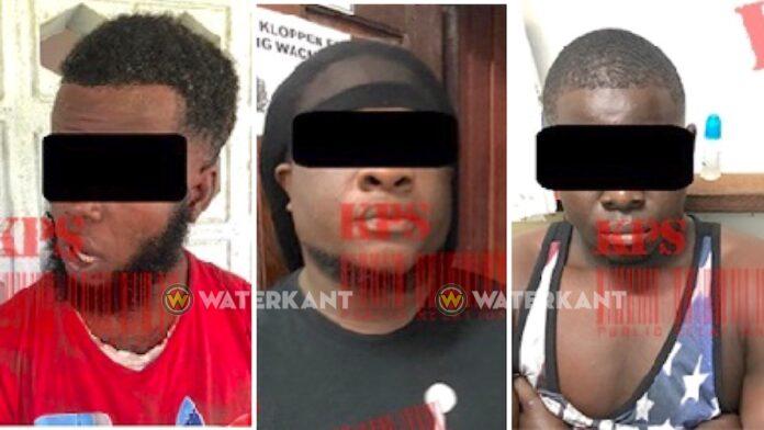 Politie rolt gewapende nep-politie roversbende binnen 24 uur op