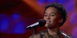 Alyssa van Ommeren (16) door naar volgende ronde Voice of Holland