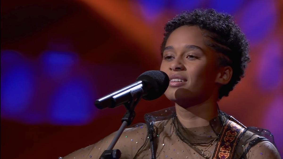 Alyssa van Ommeren (16) door naar volgende ronde Voice of Holland - Waterkant