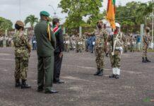 Leger Suriname krijgt binnenkort nieuwe leiding