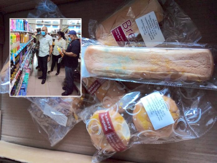 Vervallen producten aangetroffen bij winkelcontroles EZ Nickerie