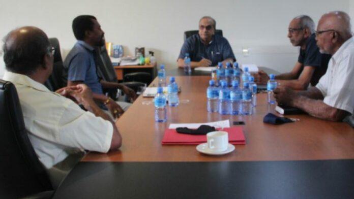 LVV-minister voert overleg met bond Cevihas