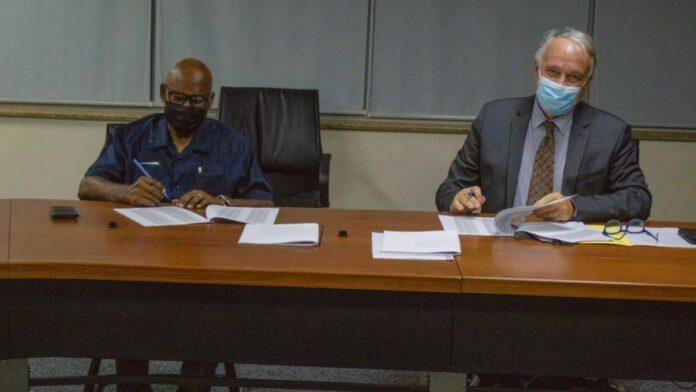 Technische overeenstemming oostgrens Suriname en Frankrijk