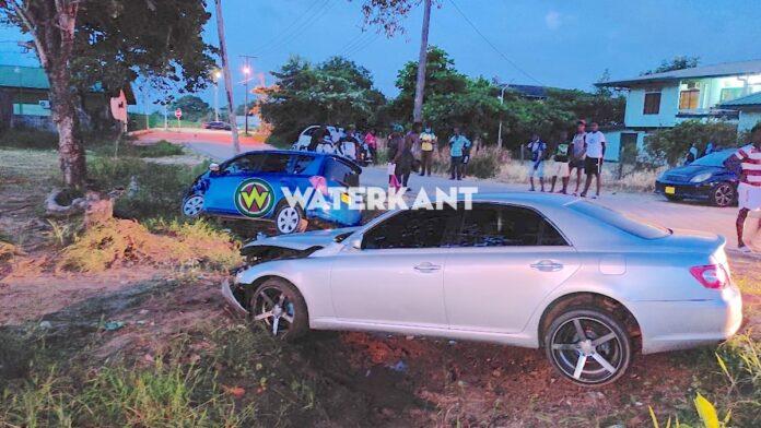 Aanrijding door bestuurders zonder rijbewijs: auto's in beslag genomen