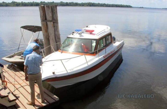 VIDS: 'Ambulanceboot niet meer gestationeerd in Kabalebo'
