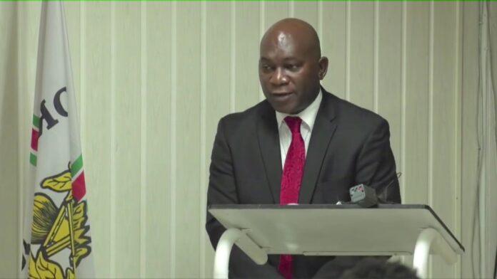 Minister Amoksi