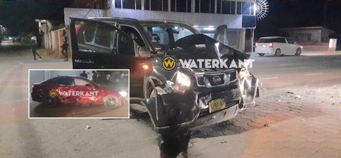 Veroorzaker zwaar ongeval tijdens lockdown gevlucht na botsing