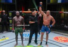 'Bigi Boy' verliest van Franse tegenstander tijdens UFC in Las Vegas