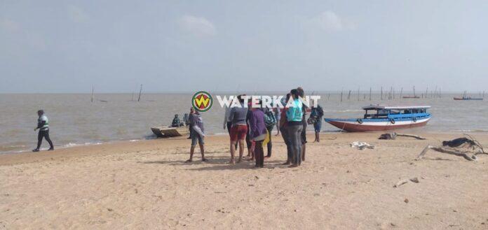 Twee kinderen vermoedelijk verdronken te Braamspunt