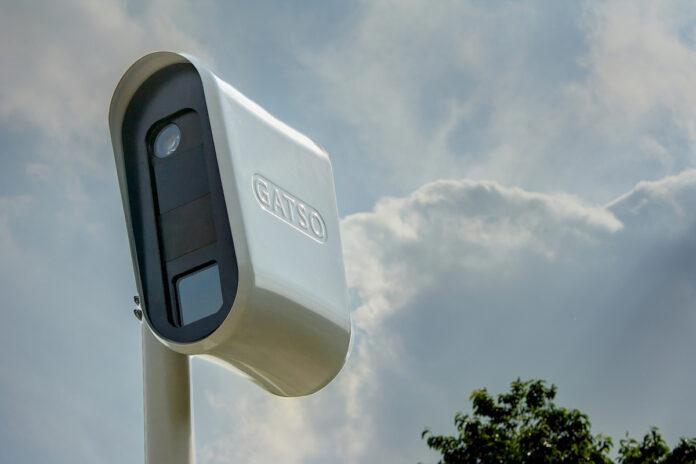 Inning verkeersboetes digitaal met gebruikmaking digitale camera's