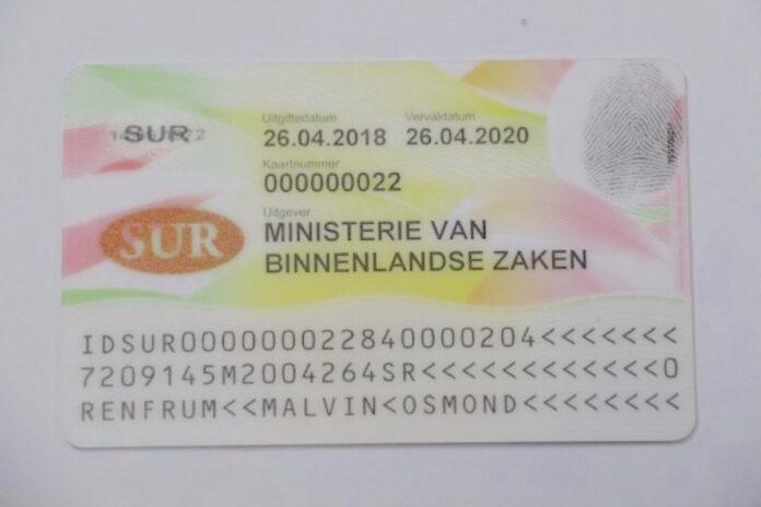Ontheffing kosten en boete eerste ID-kaart