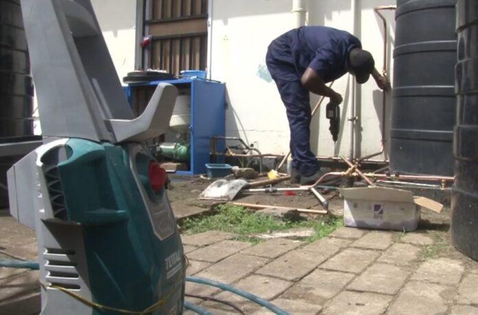 Vp Brunswijk helpt drinkwaterprobleem Stichting Hoop voor Kinderen oplossen