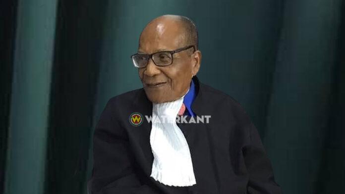 Advocaat Frank Truideman week na 87ste verjaardag overleden