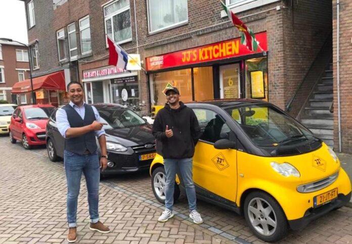 Restaurant geeft 100 gratis Surinaamse maaltijden weg aan ouderen