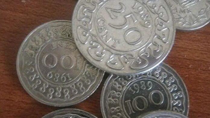 Suriname krijgt 36 miljoen nieuwe munten