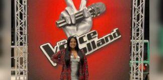 Surinaamse zangeres Naomi Faerber door naar The Knockouts van Voice of Holland