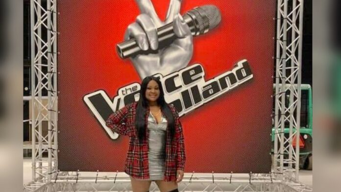 Surinaamse zangeres Naomi Faerber door naar The Knockouts van Voice of Holland