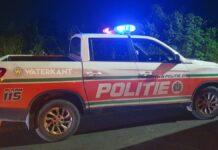 politieauto-zwaailicht-aan