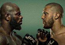Bigi Boy komt vanavond voor Suriname uit op UFC in Las Vegas