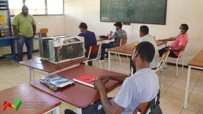 Stichting Arbeidsmobilisatie & Ontwikkeling hervat avondtrainingen