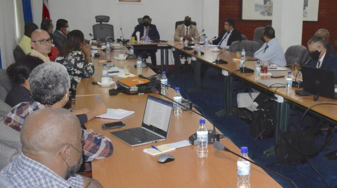 SLM presenteert stand van zaken bedrijfsvoering aan regering