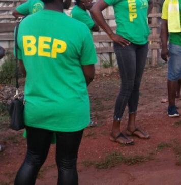 Nieuwe Kern van de BEP geïnstalleerd in Brokopondo