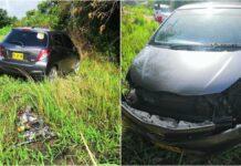 Bij woningoverval gestolen auto gesloopt teruggevonden