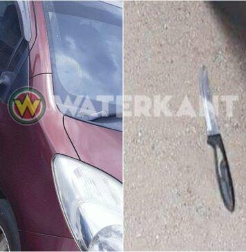 Complete zijspiegel van juf's auto op schoolterrein gestolen