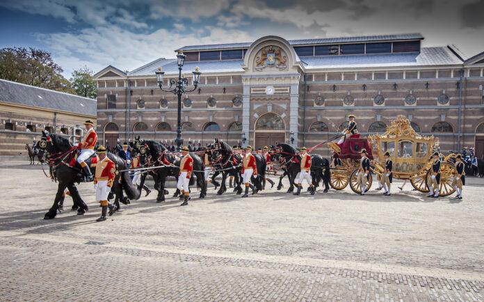 Tentoonstelling 'De Gouden Koets' in Amsterdam Museum