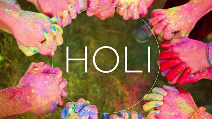 TV: Feestelijke Holi special vanuit Dew Mandir in Den Haag
