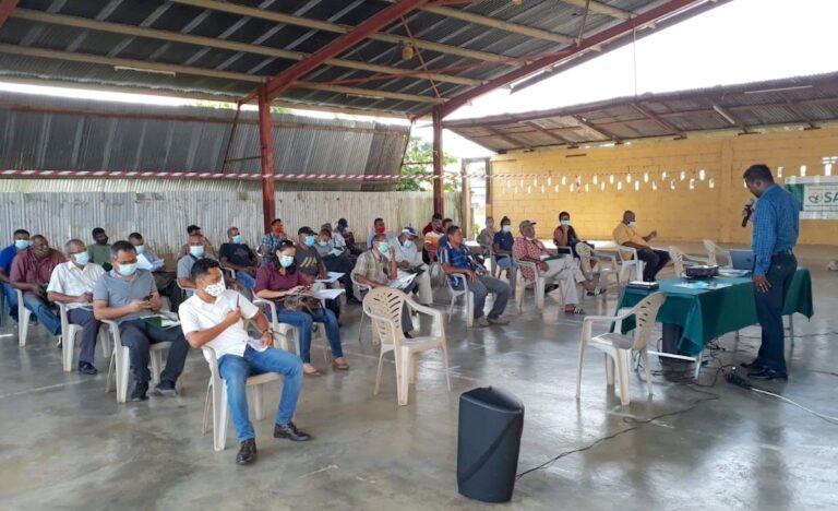 Groeiende belangstelling bij landbouwers voor subsidies SAMAP