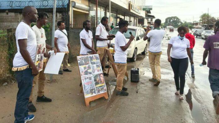 Predikanten van de Twalfoe Lo in Suriname