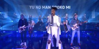 Jeangu Macrooy wil Surinaamse afkomst eren in Songfestival nummer