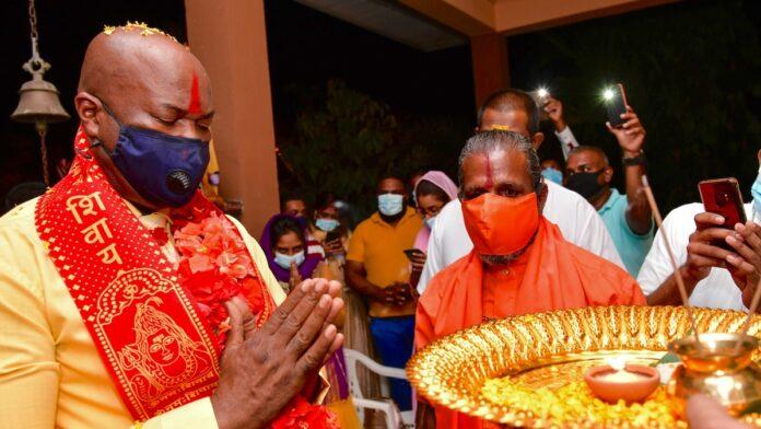 Ook vp en ABOP wensen Surinaamse gemeenschap Subh Holi