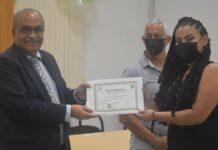 Certificaten aan kwaliteitsmanagers visserij uitgereikt door minister