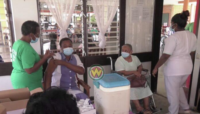 6 nieuwe COVID-19 besmettingen; zaterdag 10.000ste vaccinatie