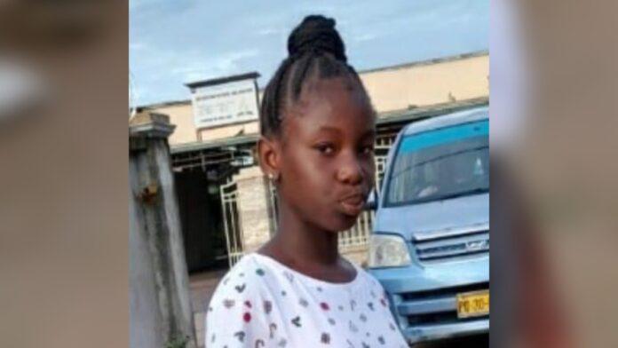 12-jarig meisje niet naar huis gekomen na school