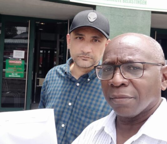 Kortgeding tegen staat Suriname om mondkapjes plicht