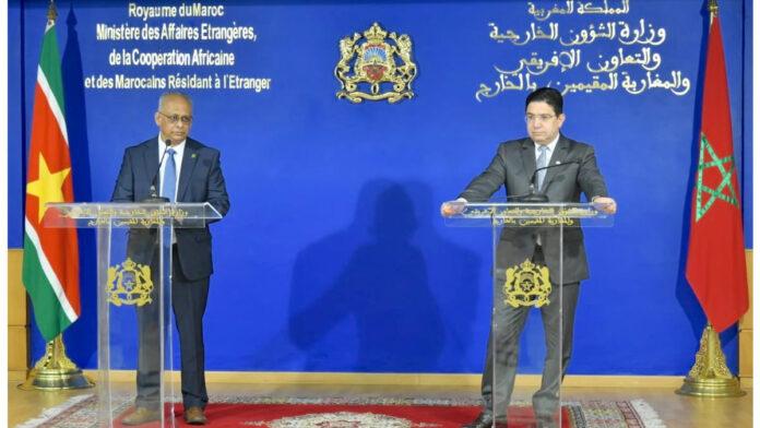 Suriname krijgt ambassade en consulaat in Marokko
