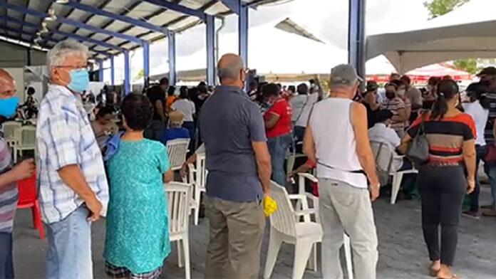Meer dan 1.000 Surinamers gevaccineerd bij kick-off omvangrijke vaccinatiecampagne