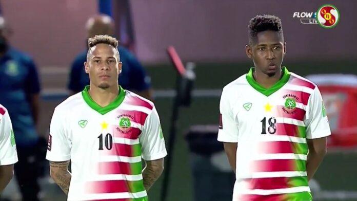 Suriname wint grandioos van Aruba met 6-0
