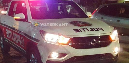 De politie in Suriname