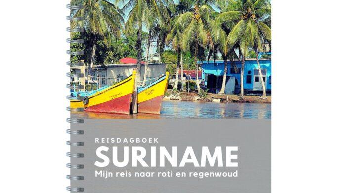 Binnenkort in de boekhandel: 'Reisdagboek Suriname'