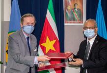 U$ 950.000 voor vier UNICEF projecten Surinaamse kinderen