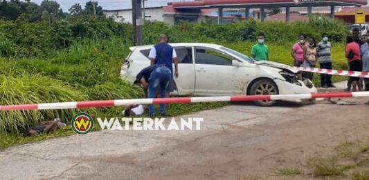 Roofverdachten in auto aangehouden door de politie
