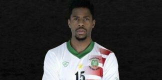 Aanvoerder Suriname Ryan Donk bij Galatasaray
