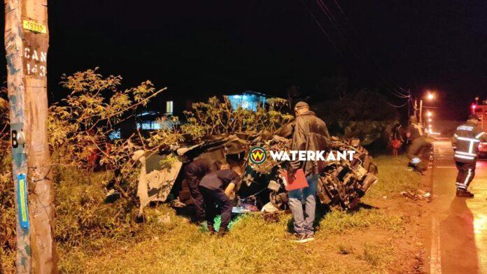 Twee doden bij zware aanrijding Oost-Westverbinding-2