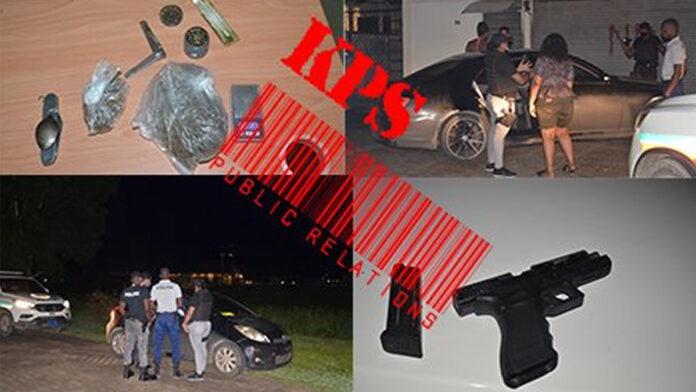 Staande gehouden lockdown-overtreder heeft illegaal vuurwapen bij zich